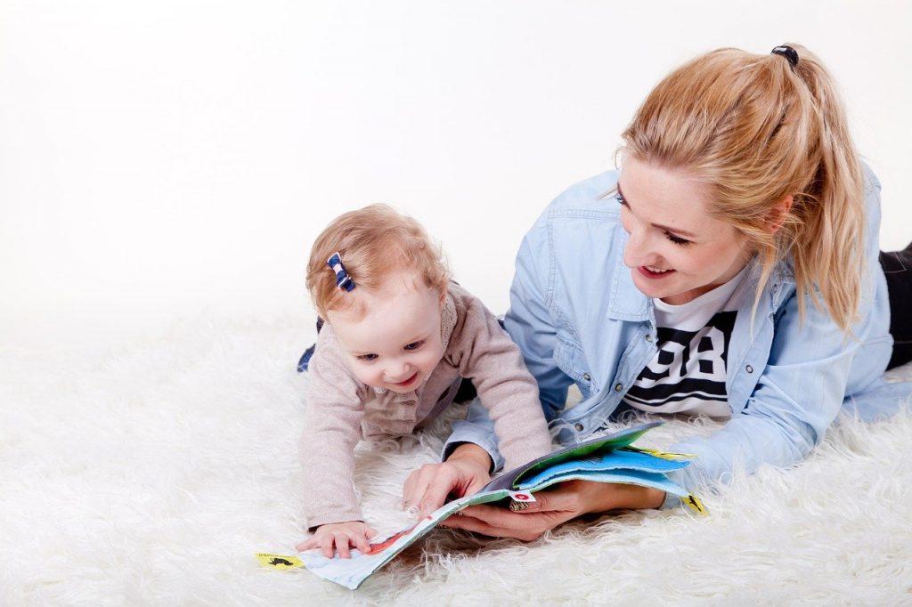 communiquer avec bébé